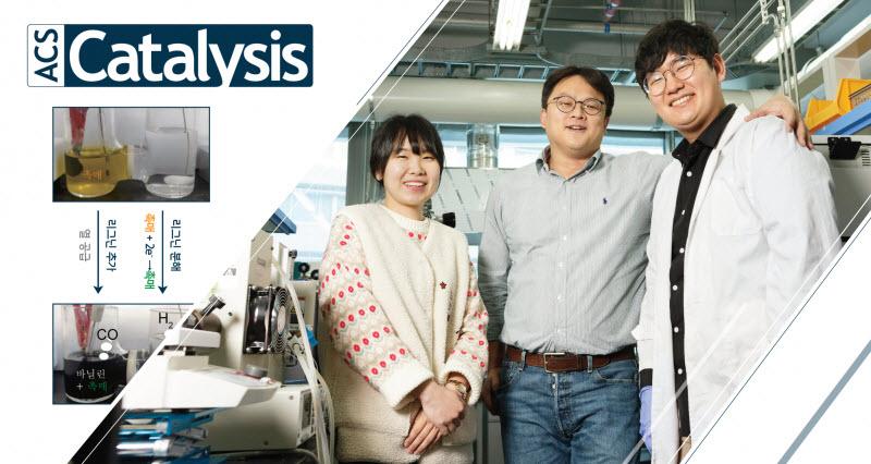 Unist Hydrogen Production Main
