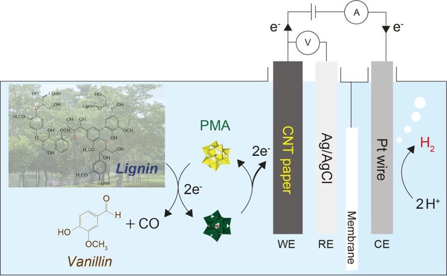 Unist Hydrogen Production