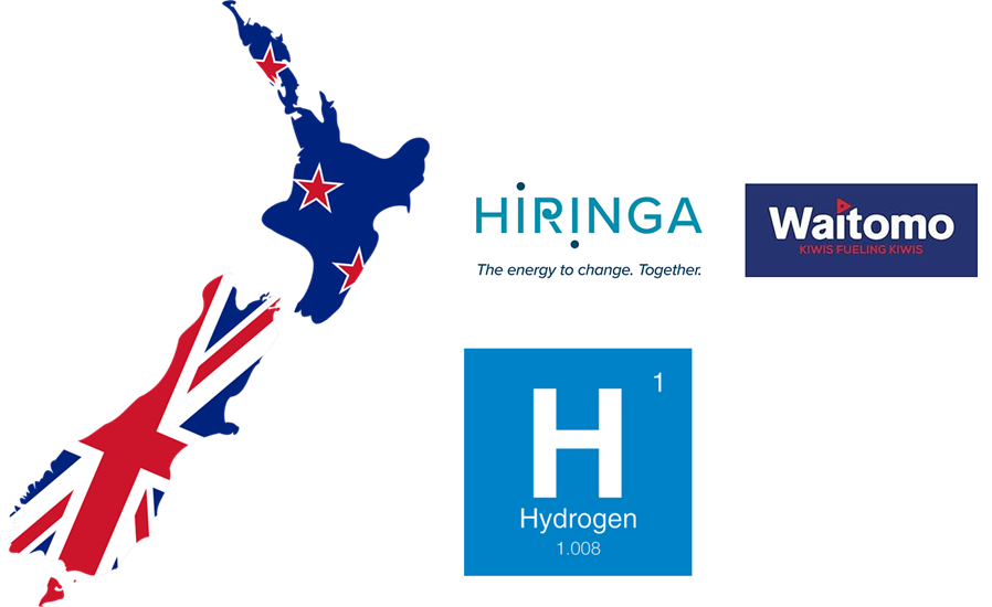 Waitomo Hiringa Hydrogen Stations Main