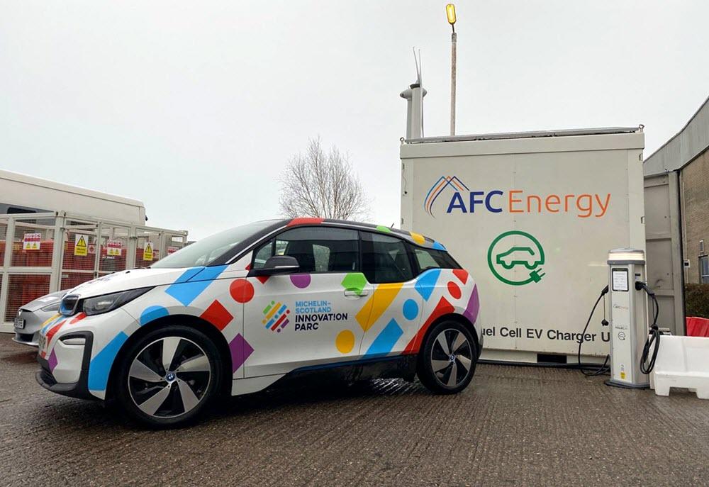 AFC Energy Hydrogen MSIP