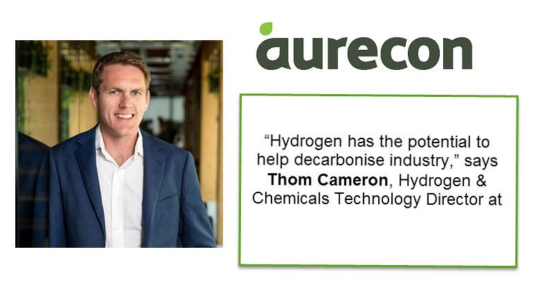 Aurecon Thom Cameron Hydrogen Lead Main