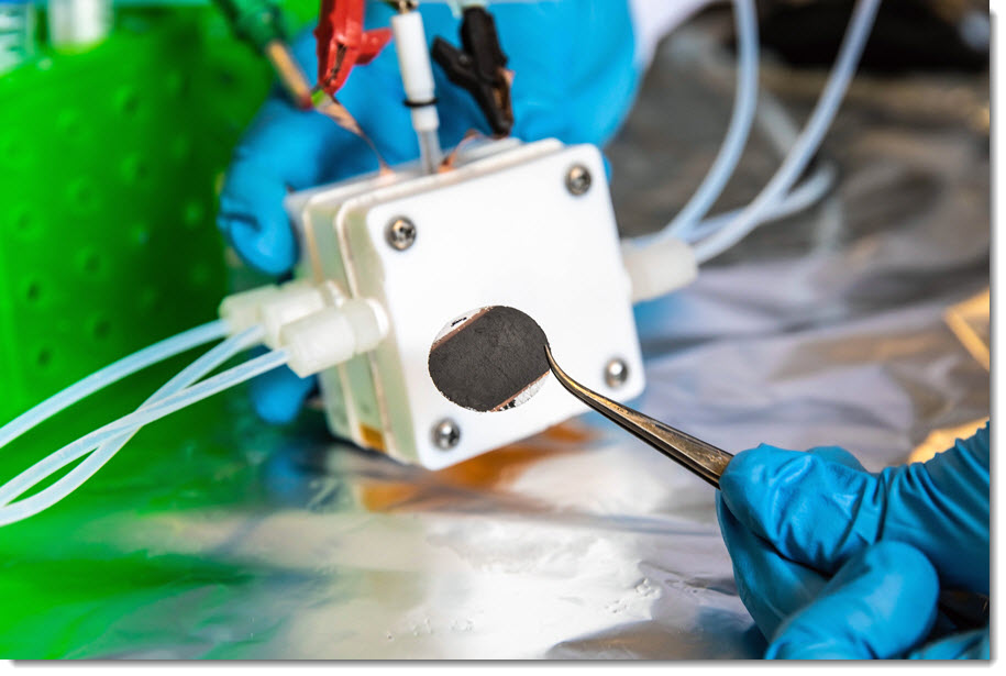New Catalyst Clears 'Bottleneck' in Production of Hydrogen - FuelCellsWorks