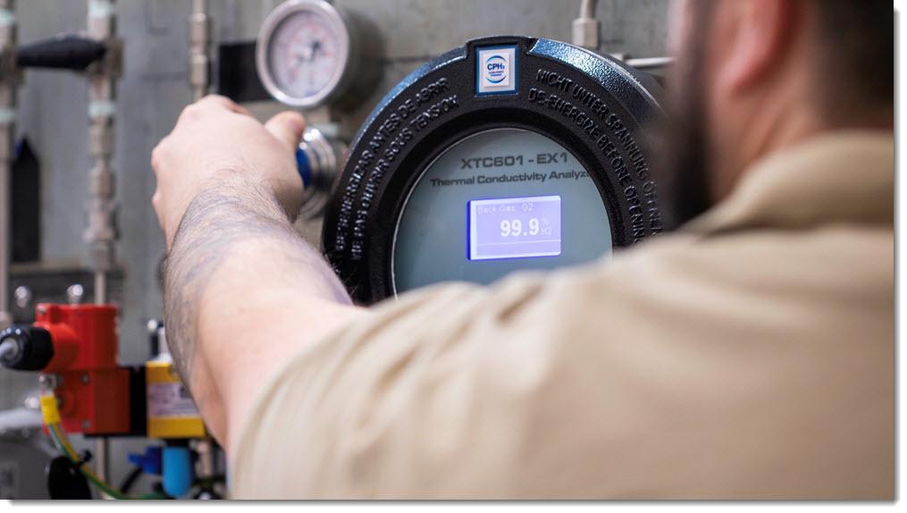 Clean Power Hydrogen Awarded Grant