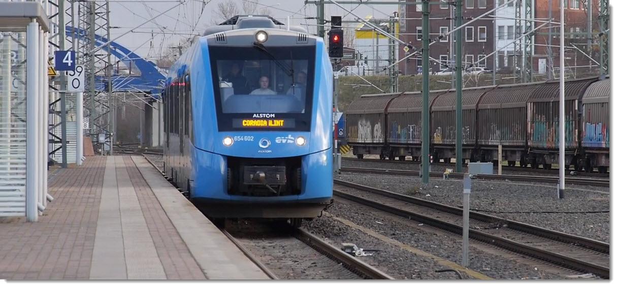 Duren Testing Hydrogen Trains Main