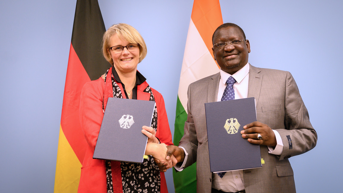 German Hydrogen Partnership with Africa