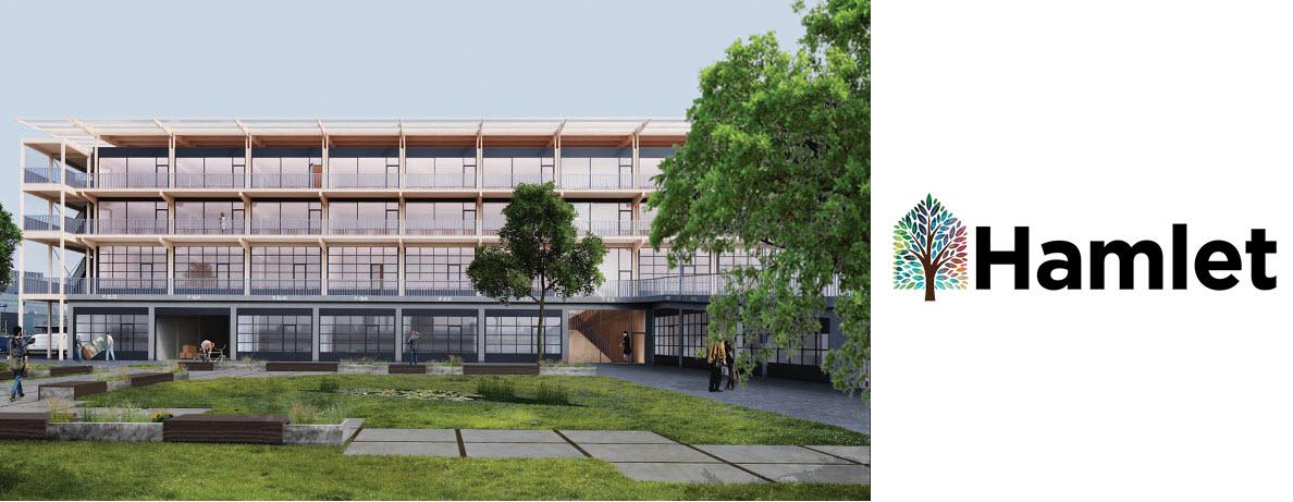 Hamlet Solar Hydrogen Building Main