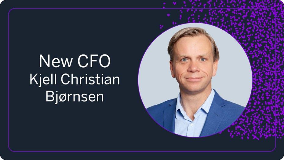 New CFO Nel