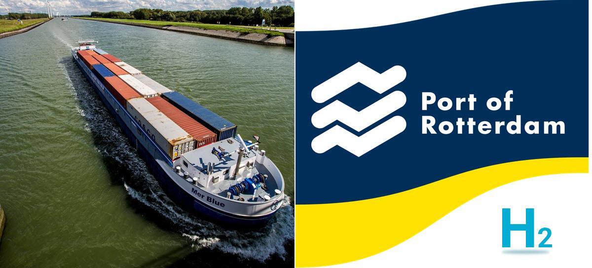 Port of Rotterdam Hydrogen
