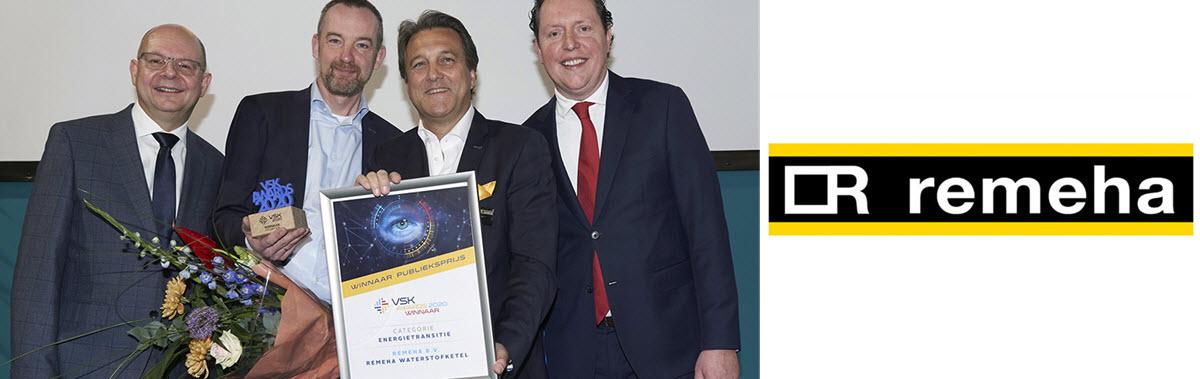 Remeha Wins VSK 2020 Award