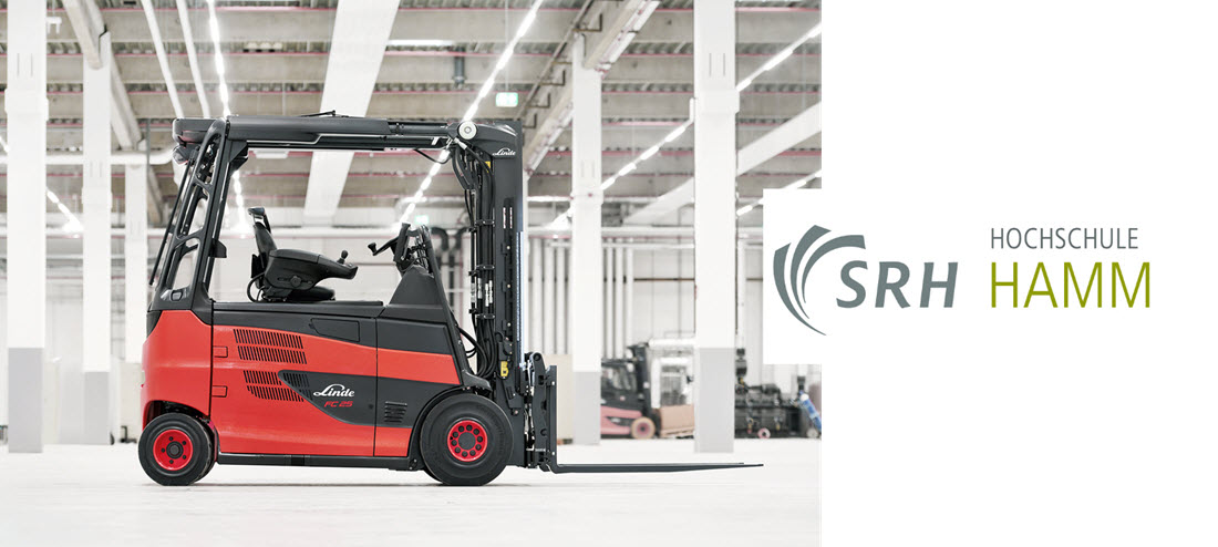 SRH Hamm Fuel Cell Forklift Research