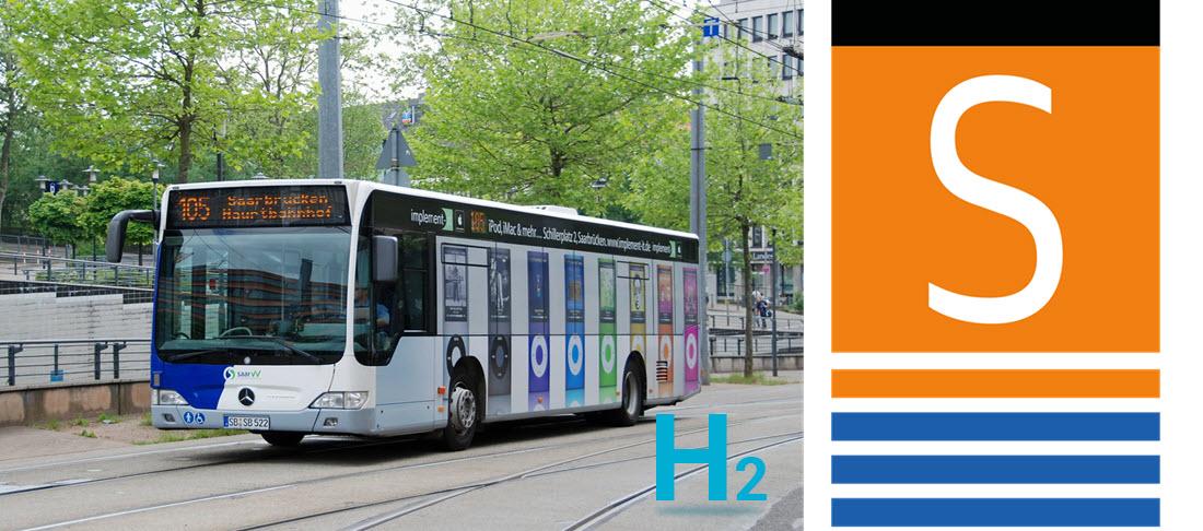 Saarland Hydrogen Buses