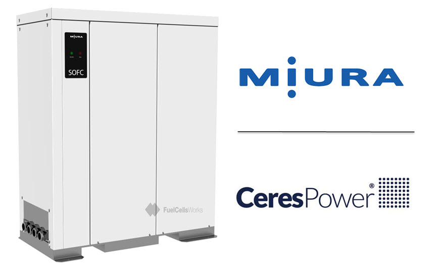Ceres Power Miura
