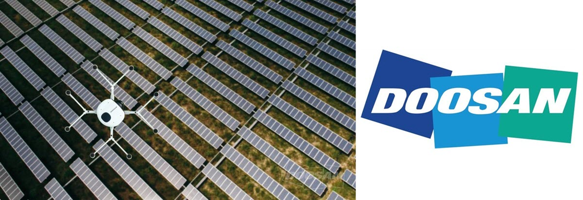 Doosan Inspeciton of Solar Arrays