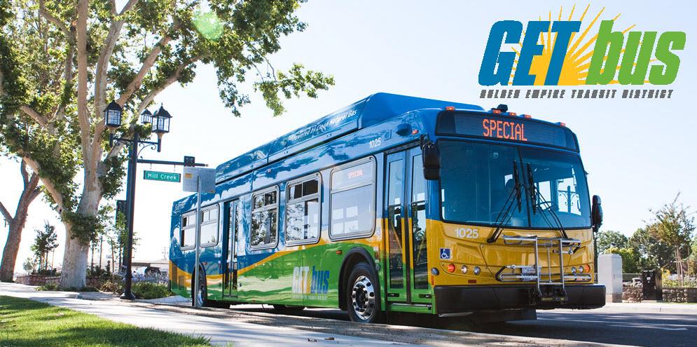 GET Bus Web