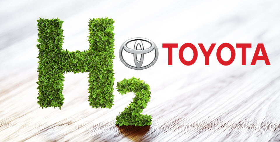 Hydrogen Toyota