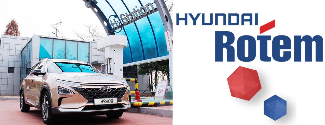 Hyundai Rotem Hydrogen