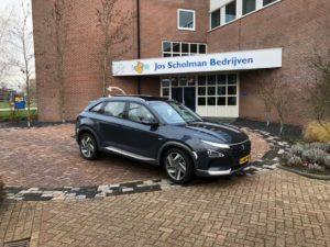 Jos Scholman Hydrogen Car
