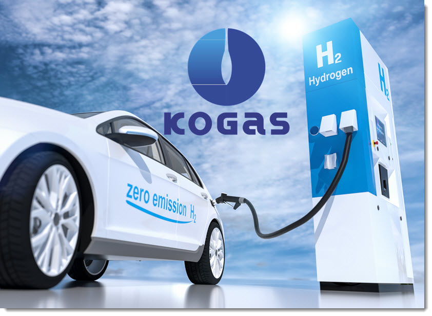 KOGAS Hydrogen