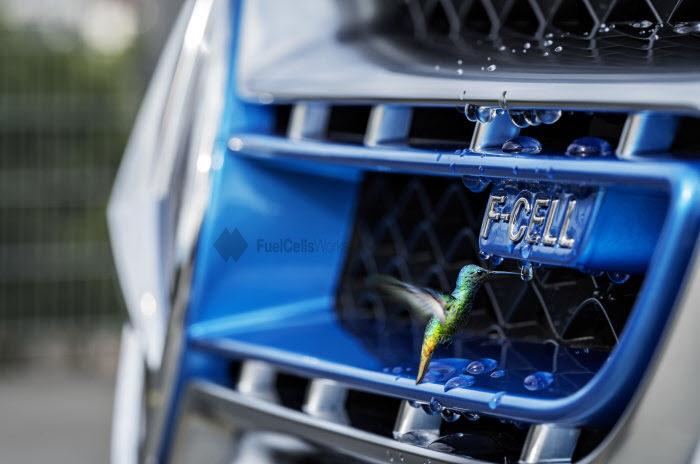 Mercedes Benz GLC F CELL Humingbird2