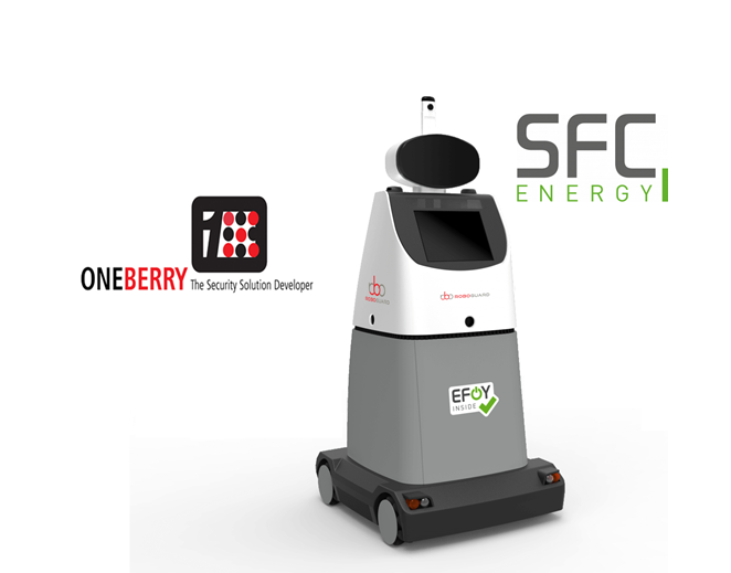 OneBerry SFC Fuel Cell