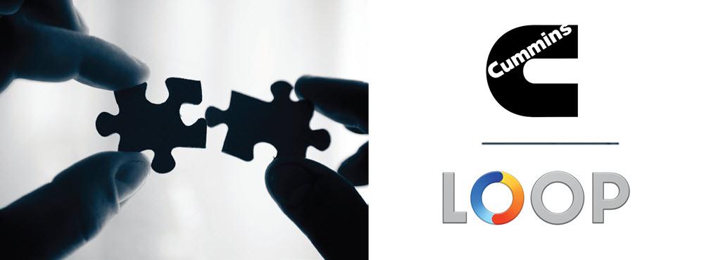 Partnership Cummins and Loop Energy