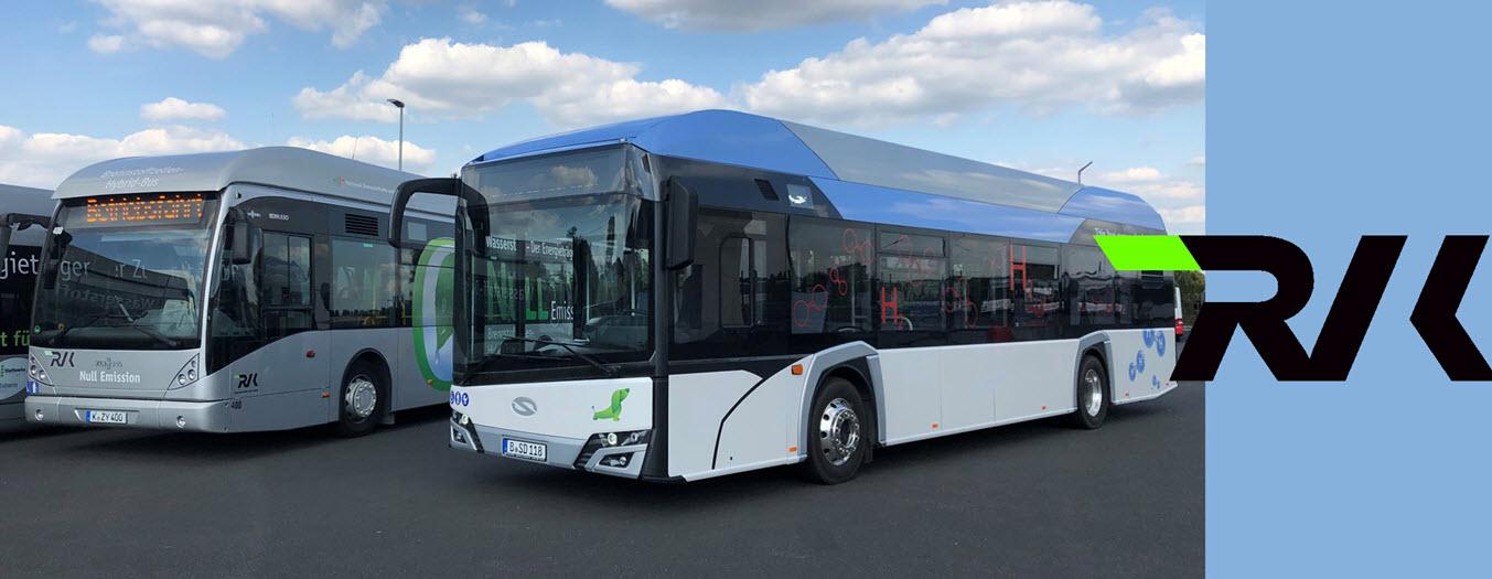 RVK Solaris Hydrogen Buses Main