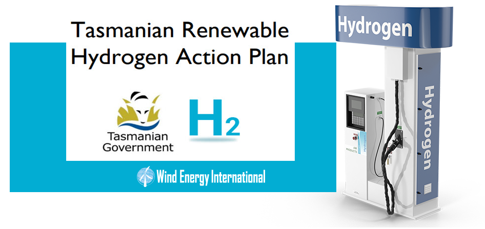 Tasmanian hydrogen