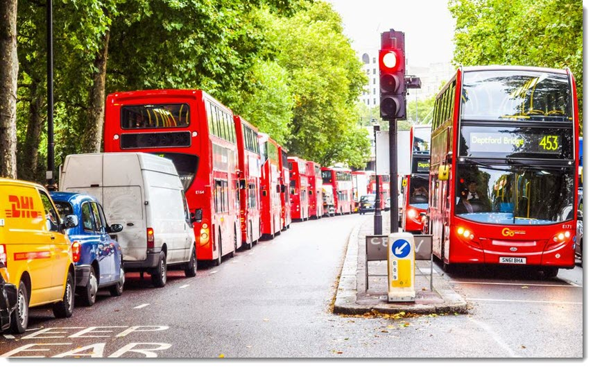 Fuel cells works, hydrogen, England to Update Bus Services With a £3 Billion Plan Involving Hydrogen Technology