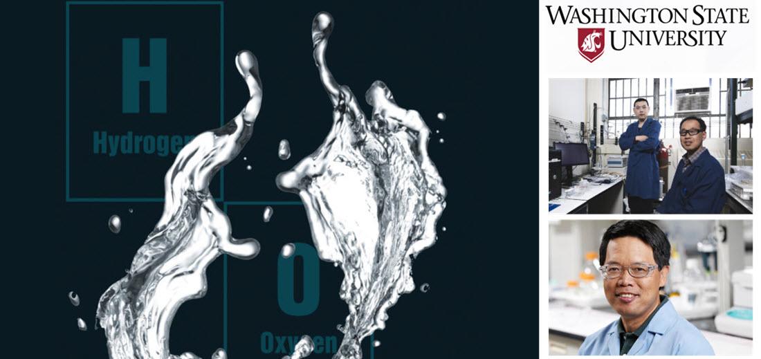 WSU Hydrogen Splitting