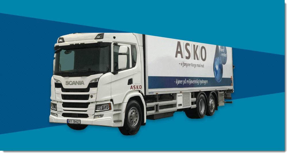 ASKO Hero Image