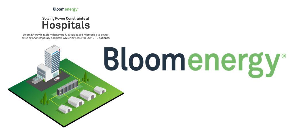 Bloom Energy Powering Hospitals