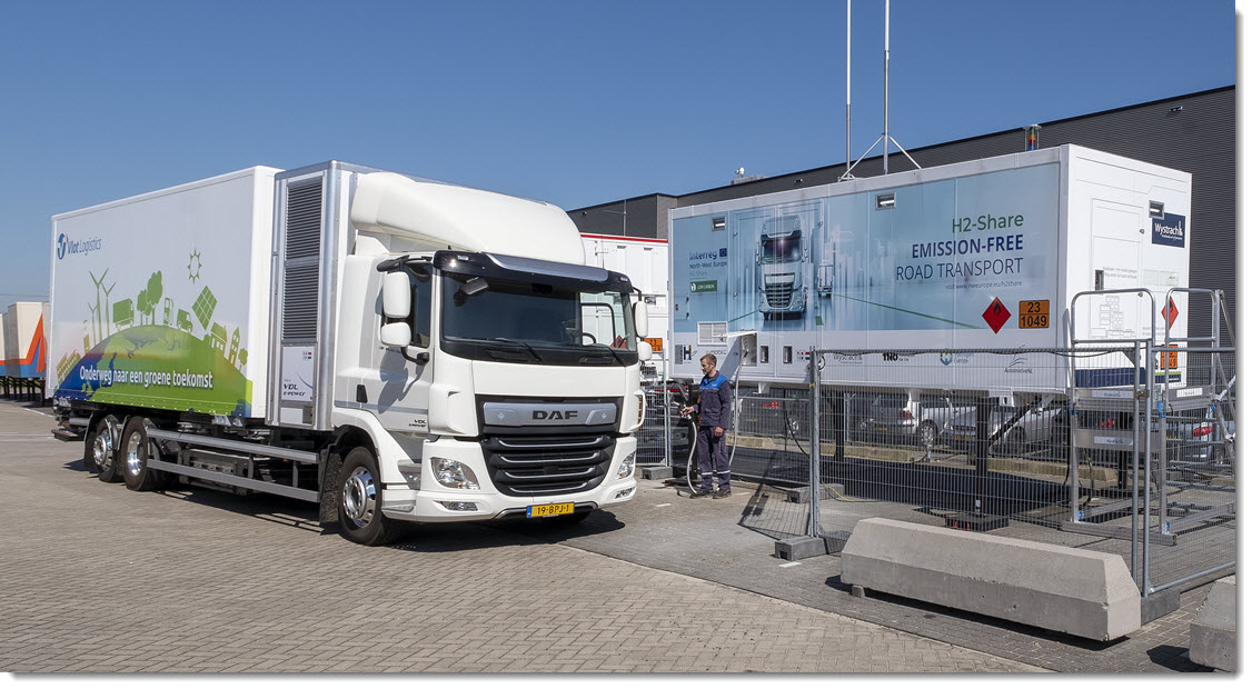 Copyright Wystrach Truck and refueler