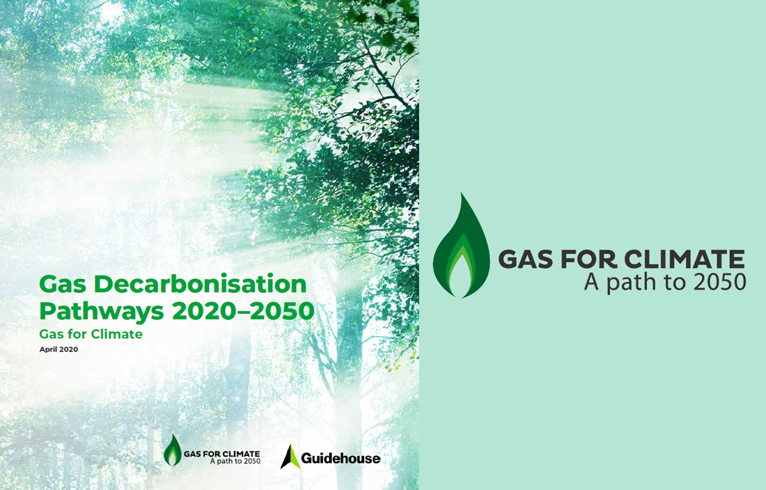 Gas for Climate Study