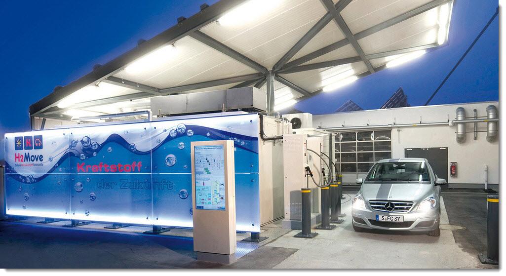 Germany Environment Minister Franz Untersteller Presents Plans for Hydrogen Roadmap