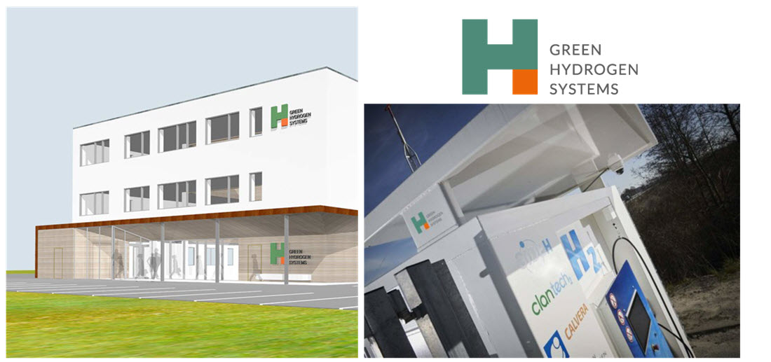 GreenHydrogen DK New Headquarters