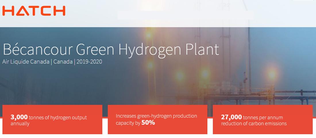 HATCH hydrogen