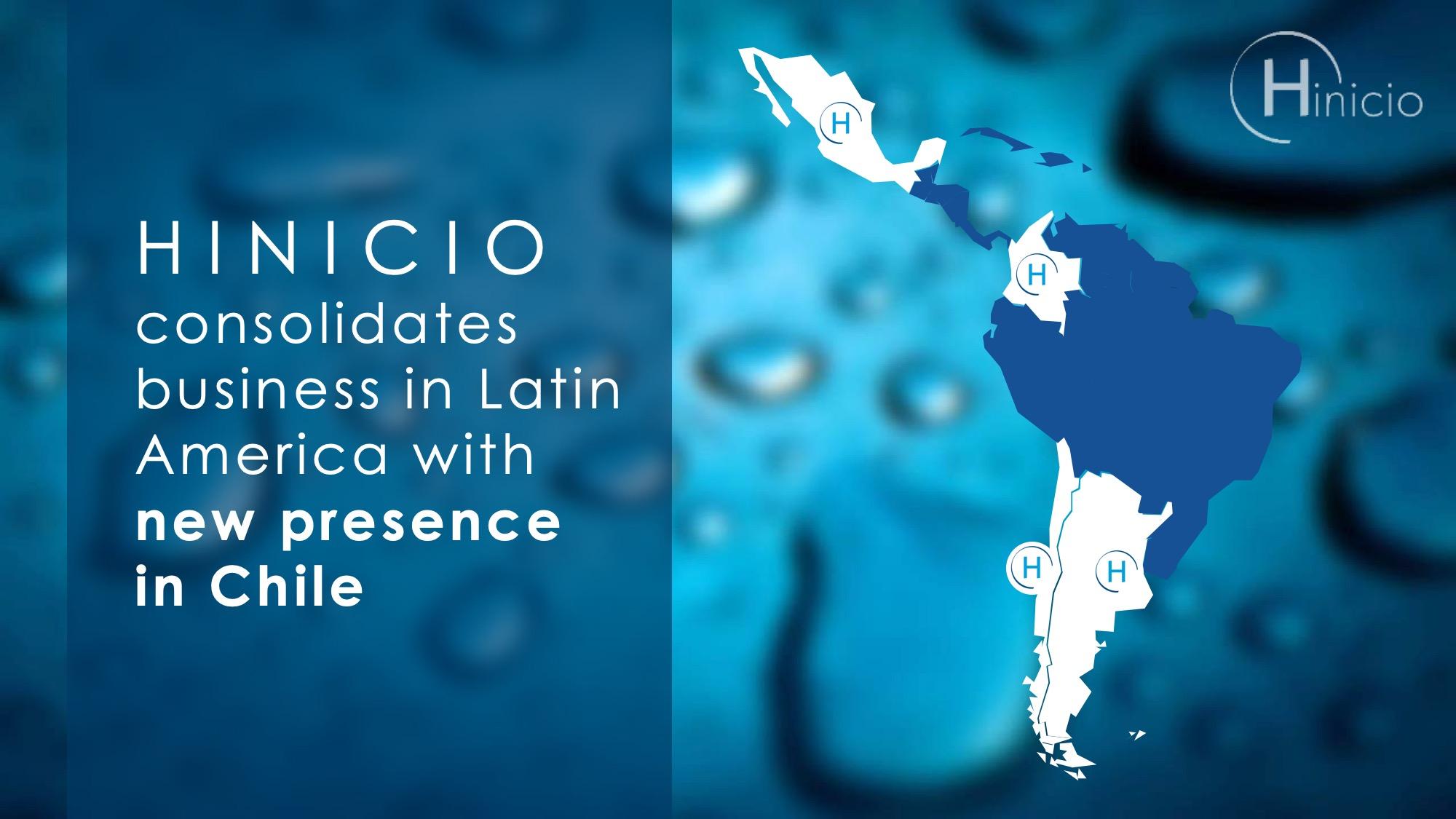 Hincio Hydrogen Partnership Chile