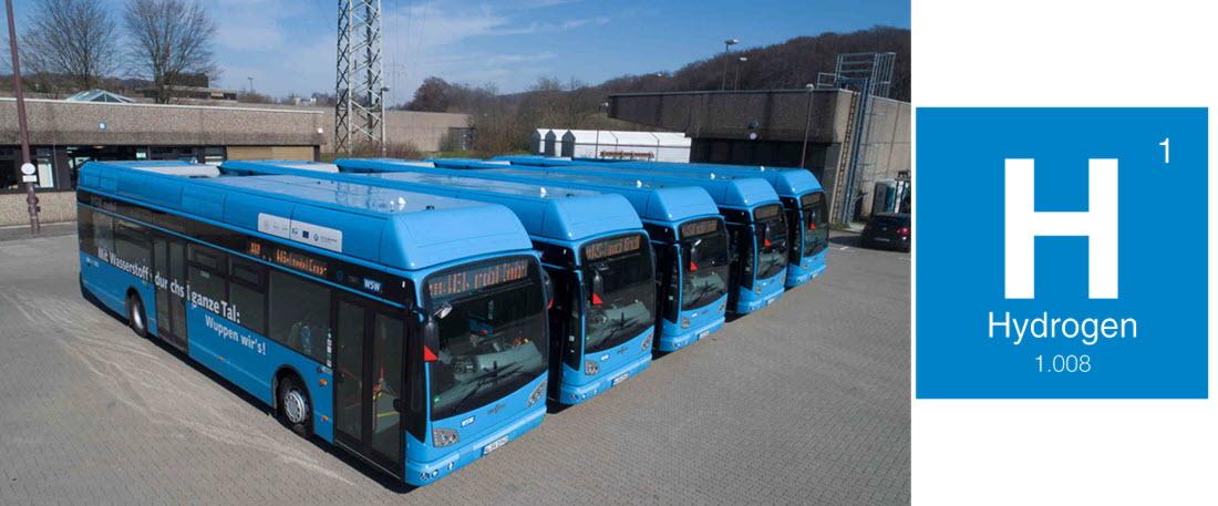 Hydrogen Buses German Main