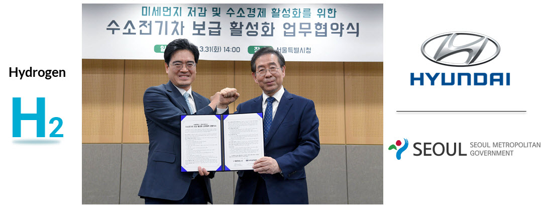 Hyundai Cooperation Agreement with Seoul