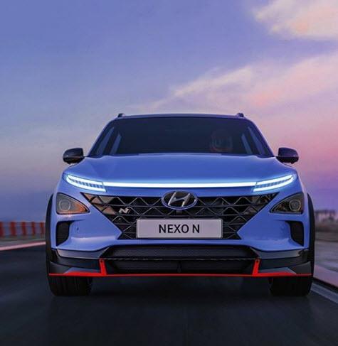 Hyundai N Version of Nexo 3