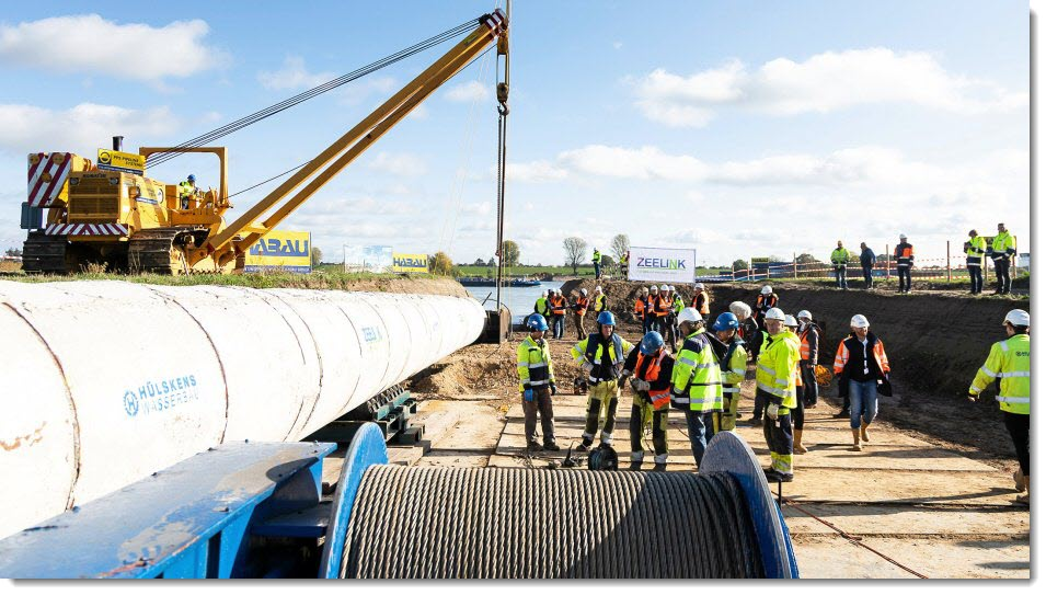 OGE Hydrogen Pipeline