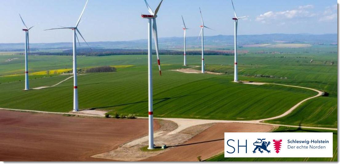 Schleswig Holstein Hydrogen from Wind