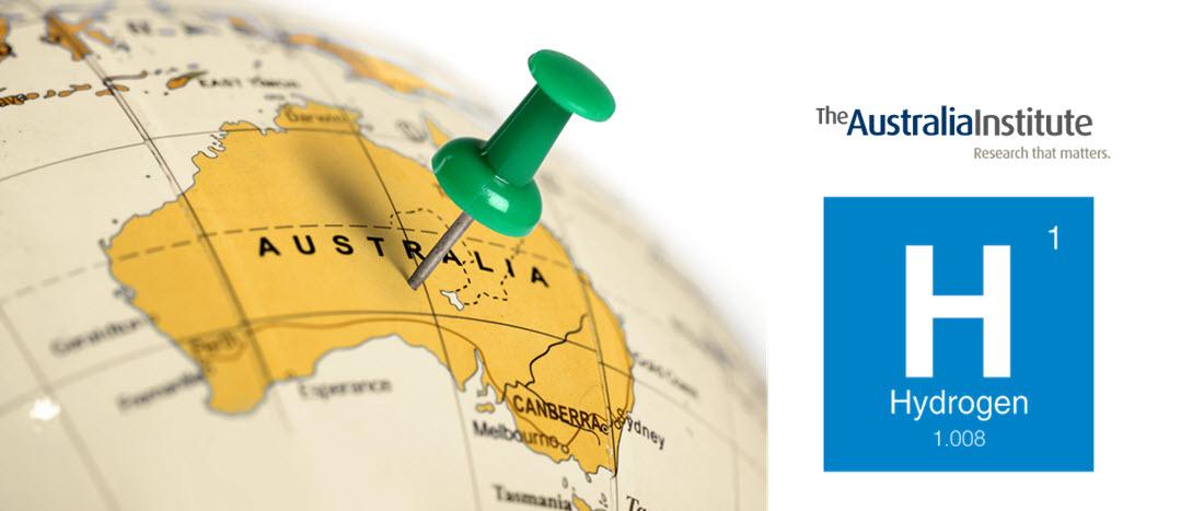 The Australia Institute hydrogen