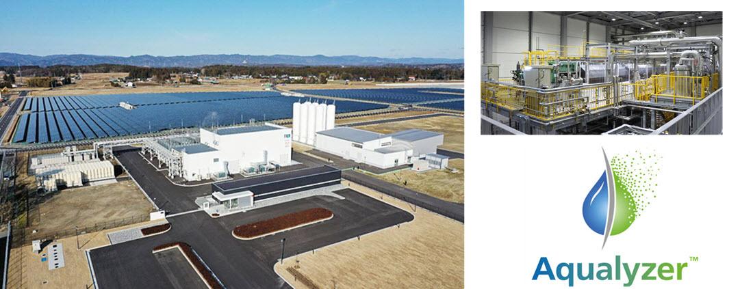 fukushima hydrogen research field NEDO