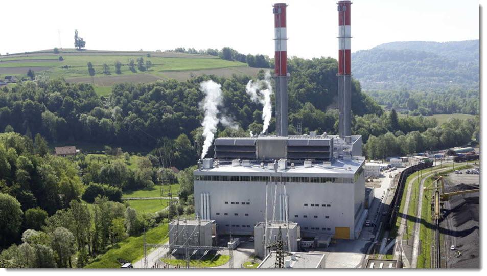 mellach coal plant