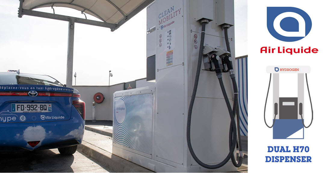 Air Liquide Dual Filling Station Main
