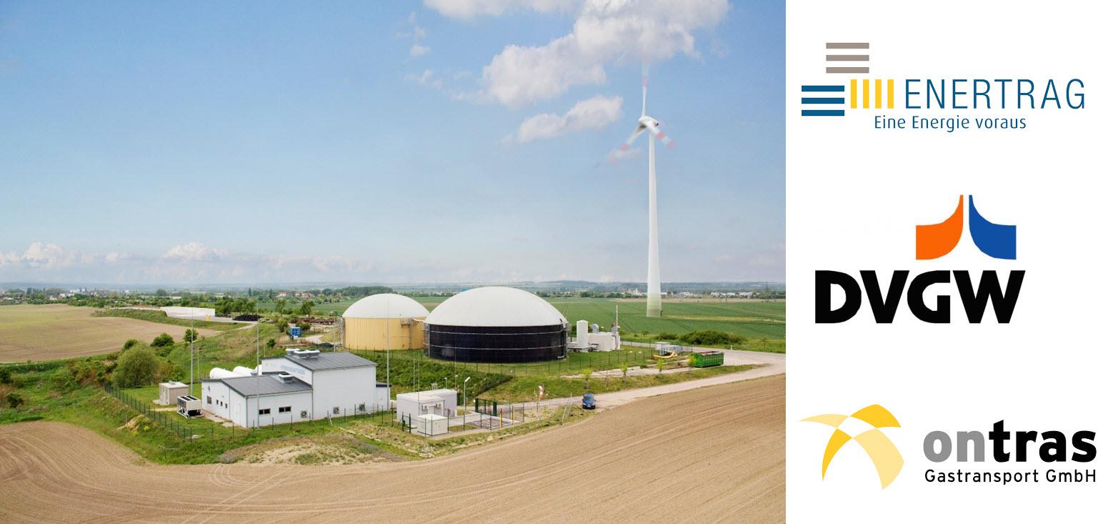 Enertrag Hybrid Kraftwerk Prenzlau