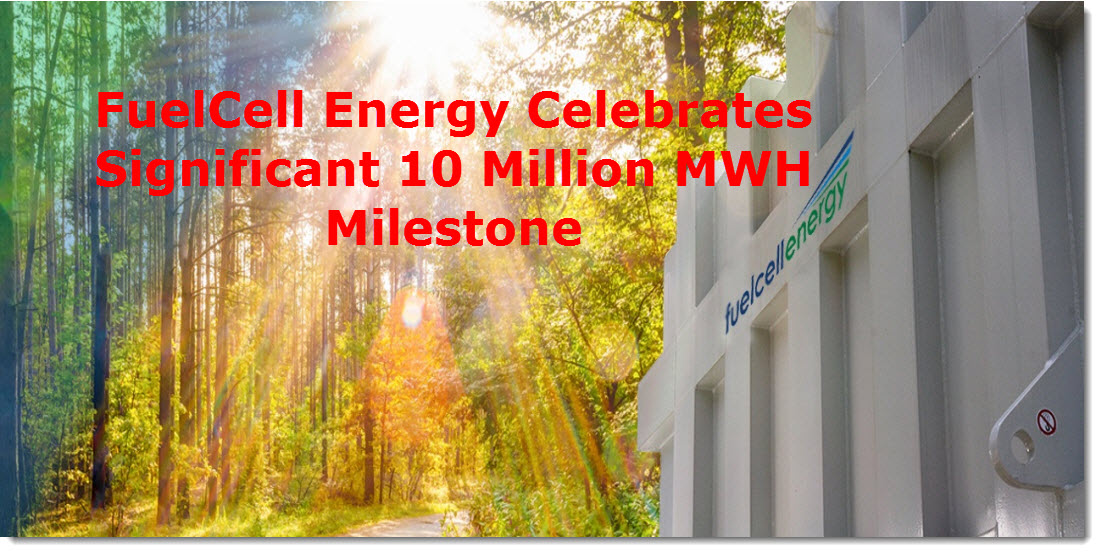 FuelCell Energy Clean