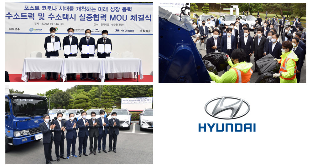 Hyundai Commits Further to Hydrogen Main