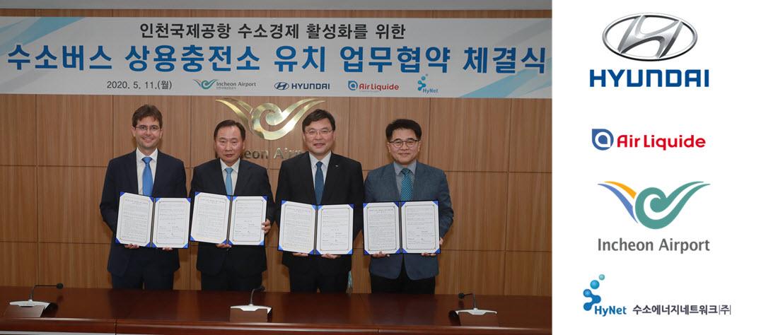 Hyundai Incheon Airport Agreement